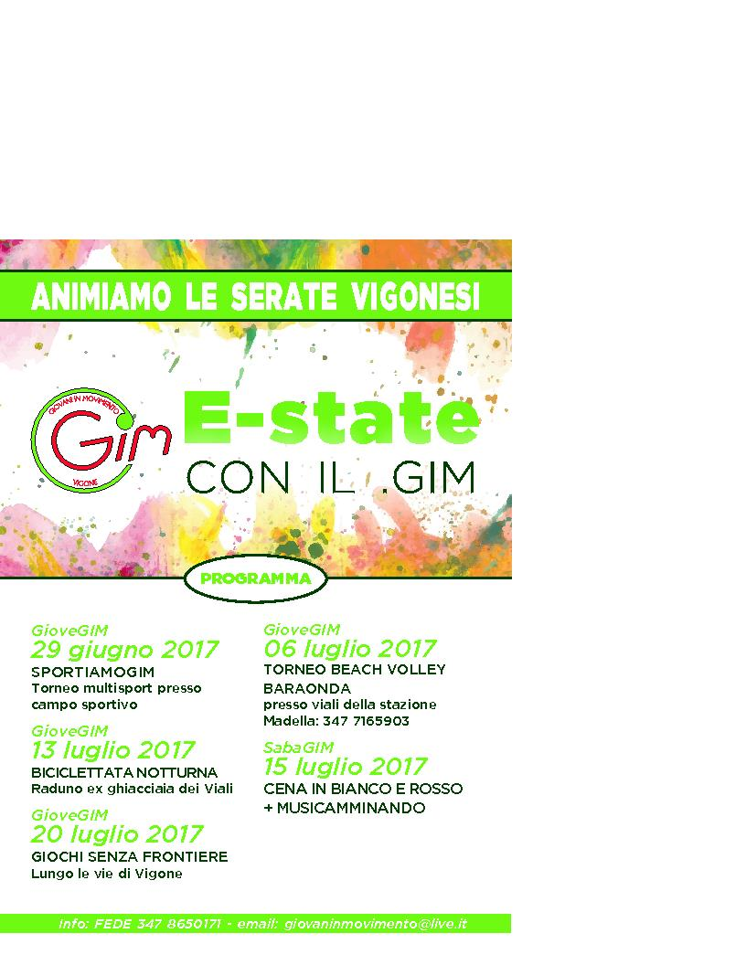 gim estate